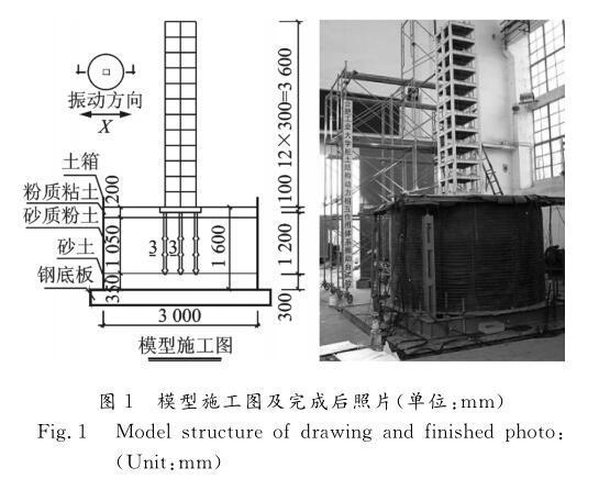 高层建筑结构振动台模型试验与原型对比研究