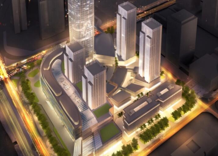 佛山苏宁地标塔楼结构设计及BIM应用