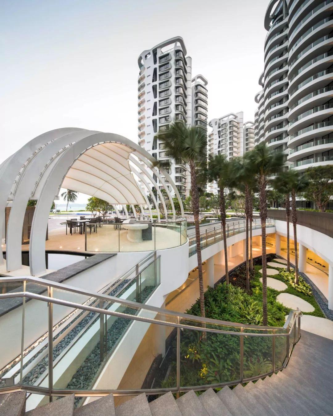 8個新加坡豪宅設計丨附30套住宅豪宅資料_9