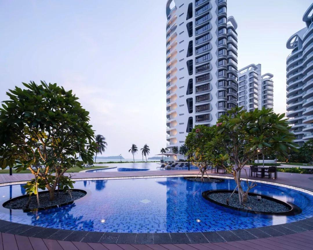 8个新加坡豪宅设计丨附30套住宅豪宅资料_13