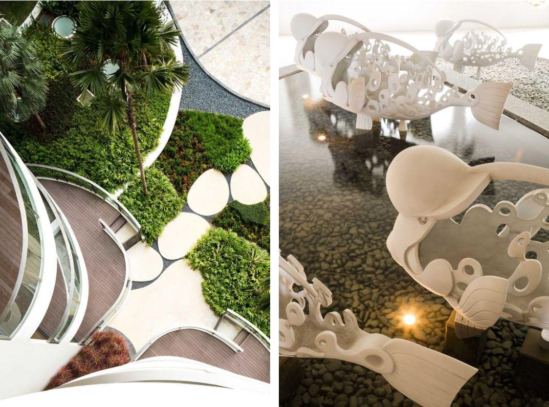 8个新加坡豪宅设计丨附30套住宅豪宅资料_11