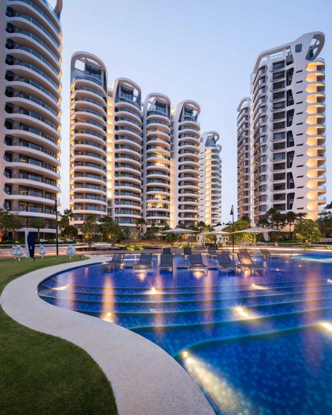 8個新加坡豪宅設計丨附30套住宅豪宅資料_12