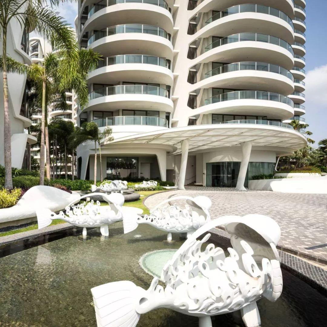 8个新加坡豪宅设计丨附30套住宅豪宅资料_14