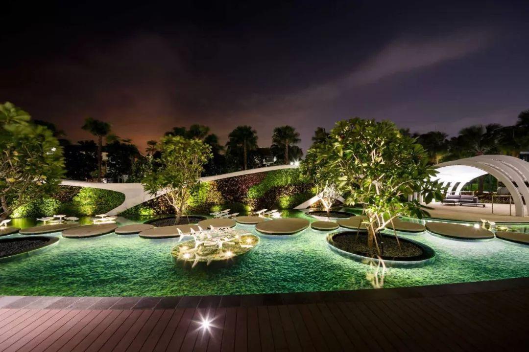 8个新加坡豪宅设计丨附30套住宅豪宅资料_19
