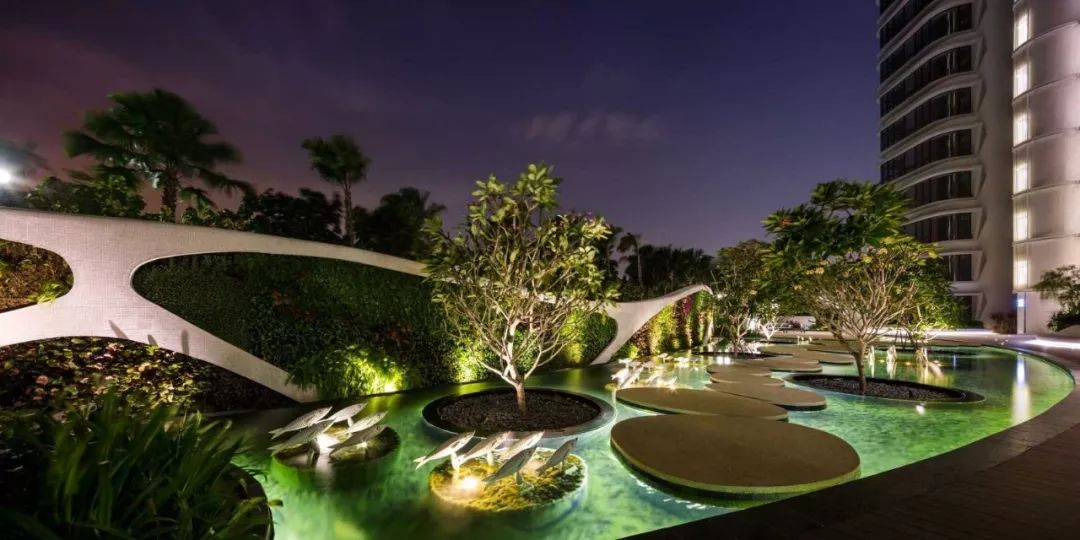 8个新加坡豪宅设计丨附30套住宅豪宅资料_18
