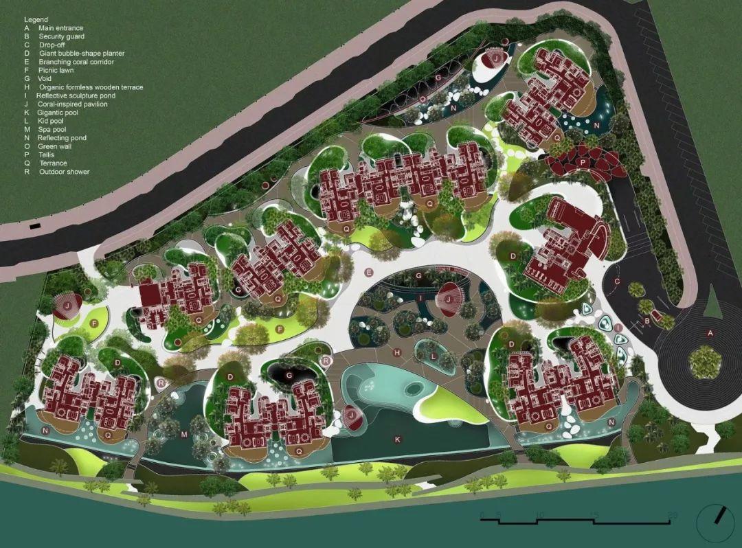 8個新加坡豪宅設計丨附30套住宅豪宅資料_21
