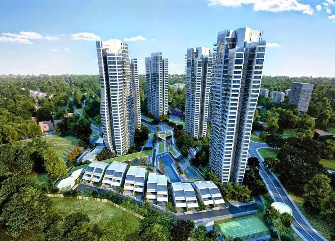 8個新加坡豪宅設計丨附30套住宅豪宅資料_22