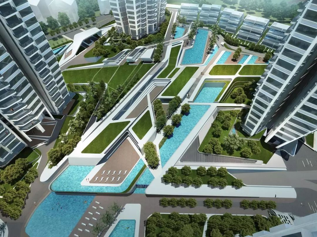 8個新加坡豪宅設計丨附30套住宅豪宅資料_23