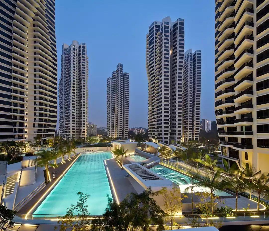 8個新加坡豪宅設計丨附30套住宅豪宅資料_25