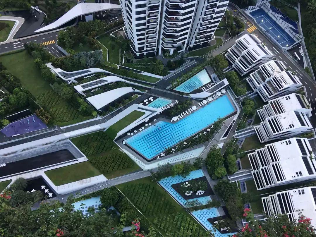 8個新加坡豪宅設計丨附30套住宅豪宅資料_24