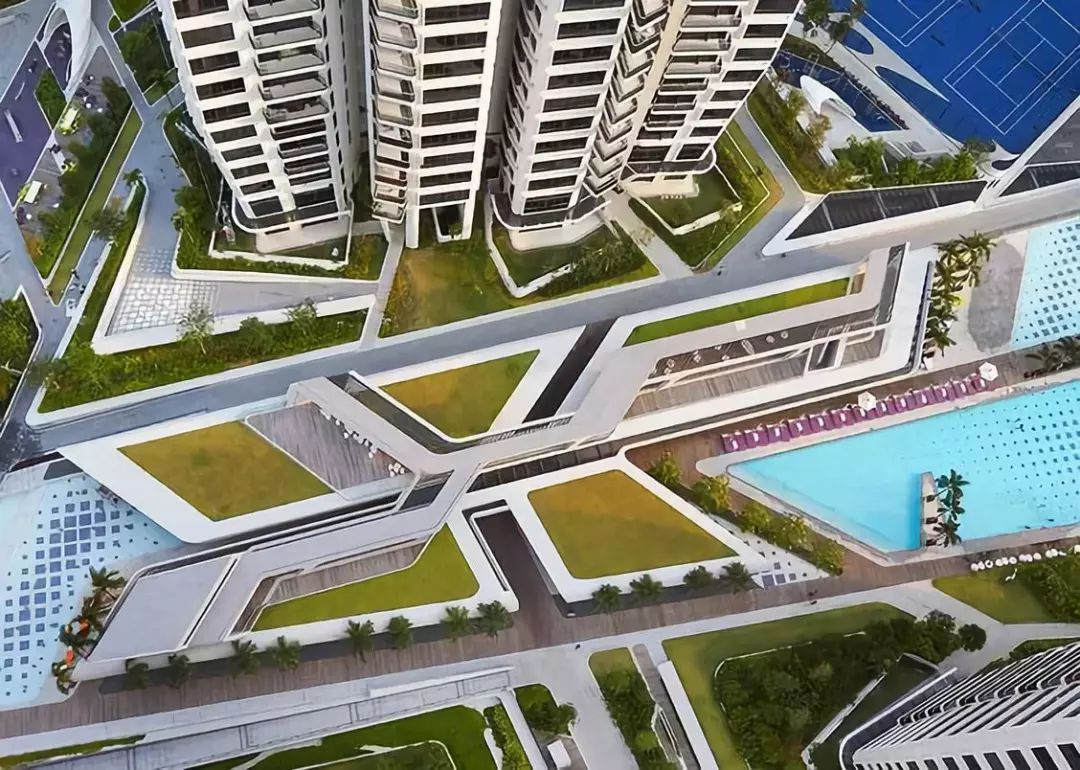 8个新加坡豪宅设计丨附30套住宅豪宅资料_27