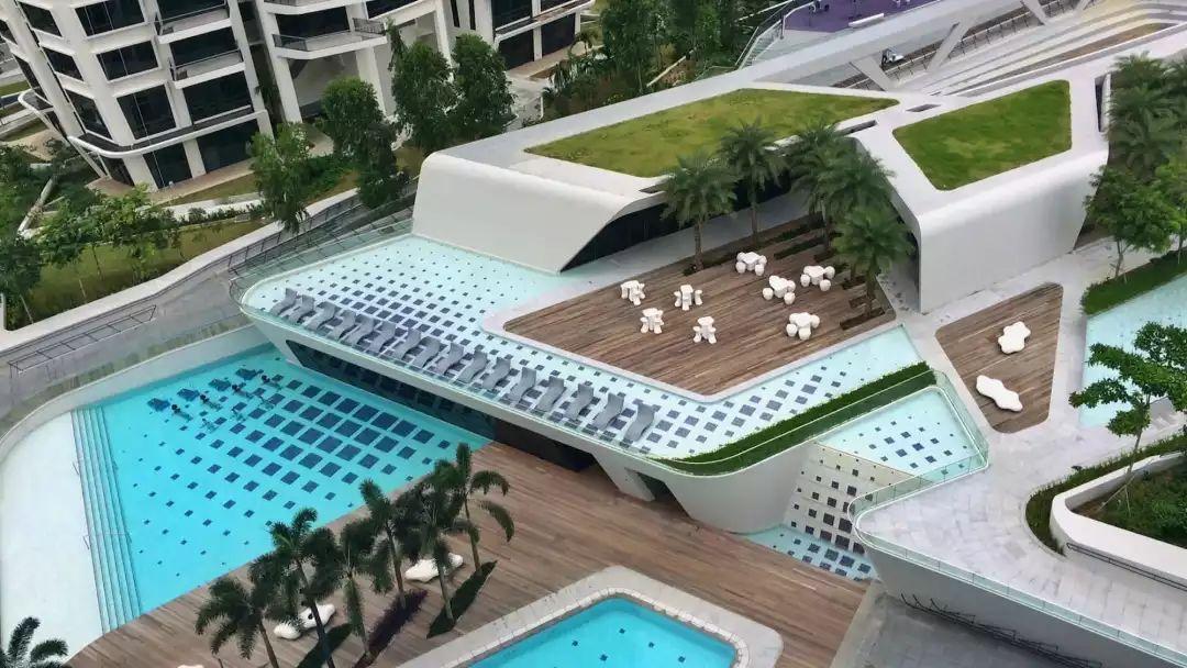 8個新加坡豪宅設計丨附30套住宅豪宅資料_26