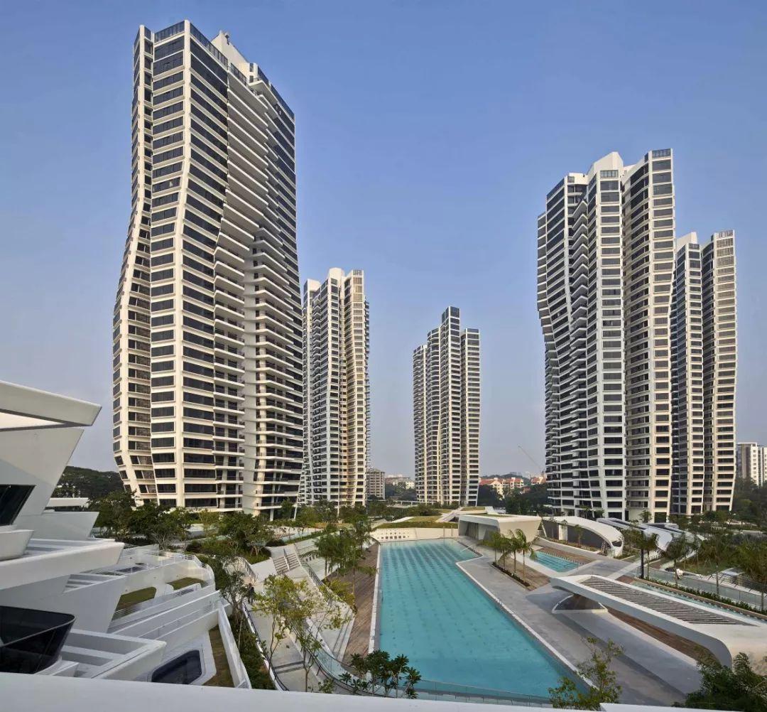 8個新加坡豪宅設計丨附30套住宅豪宅資料_29
