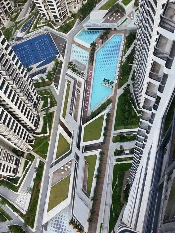 8个新加坡豪宅设计丨附30套住宅豪宅资料_28