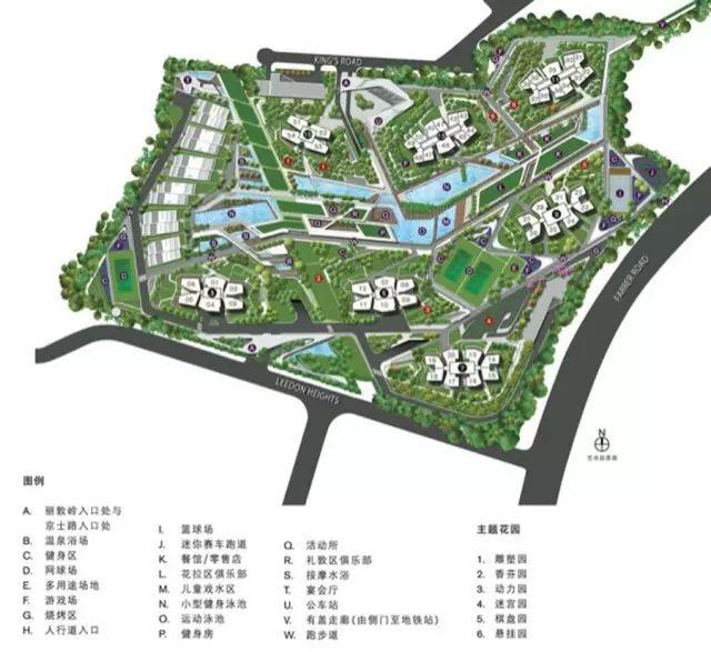 8个新加坡豪宅设计丨附30套住宅豪宅资料_31