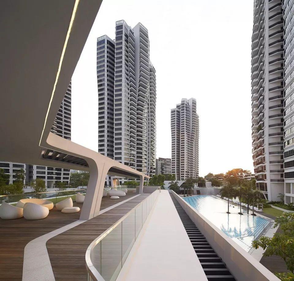 8個新加坡豪宅設計丨附30套住宅豪宅資料_30