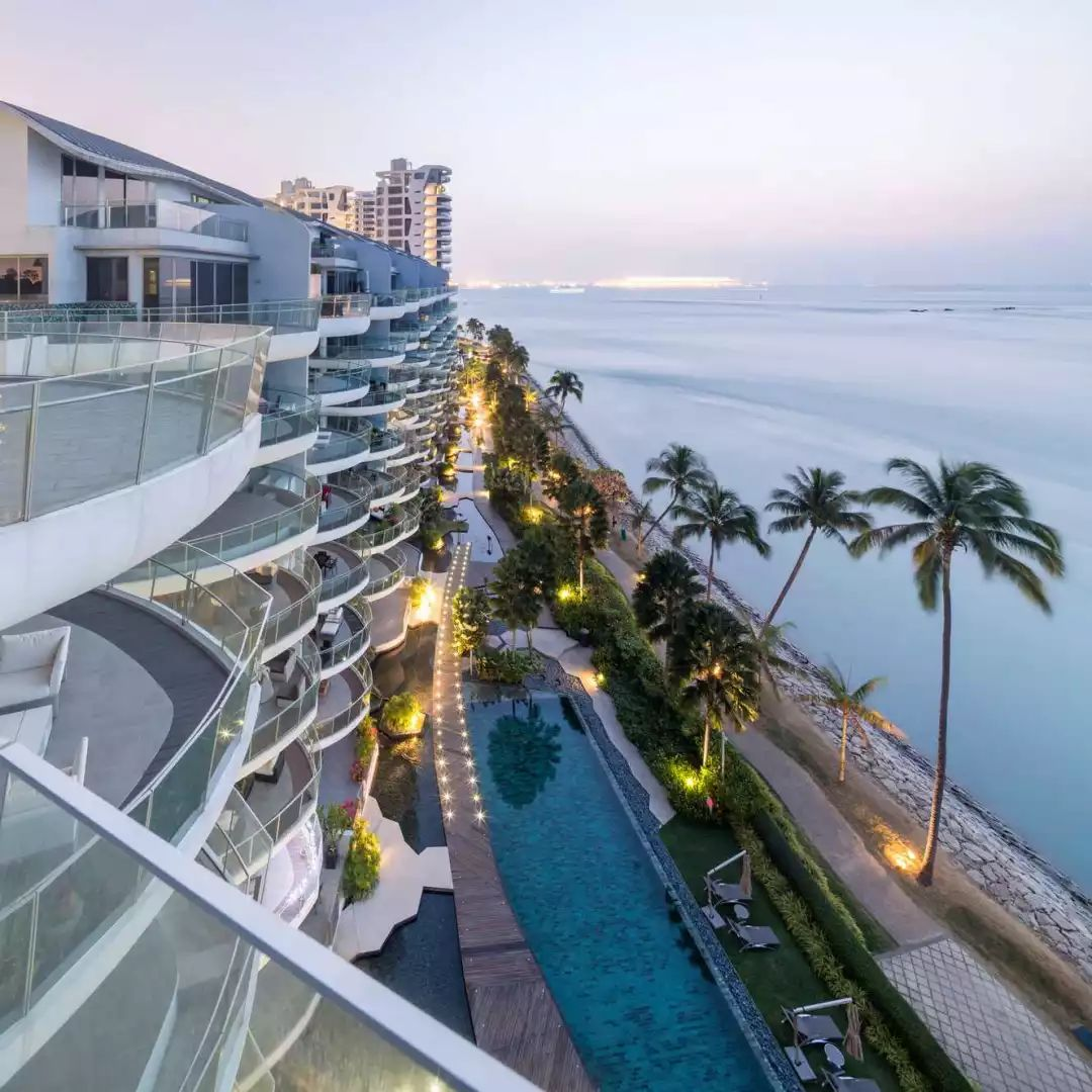 8個新加坡豪宅設計丨附30套住宅豪宅資料_33