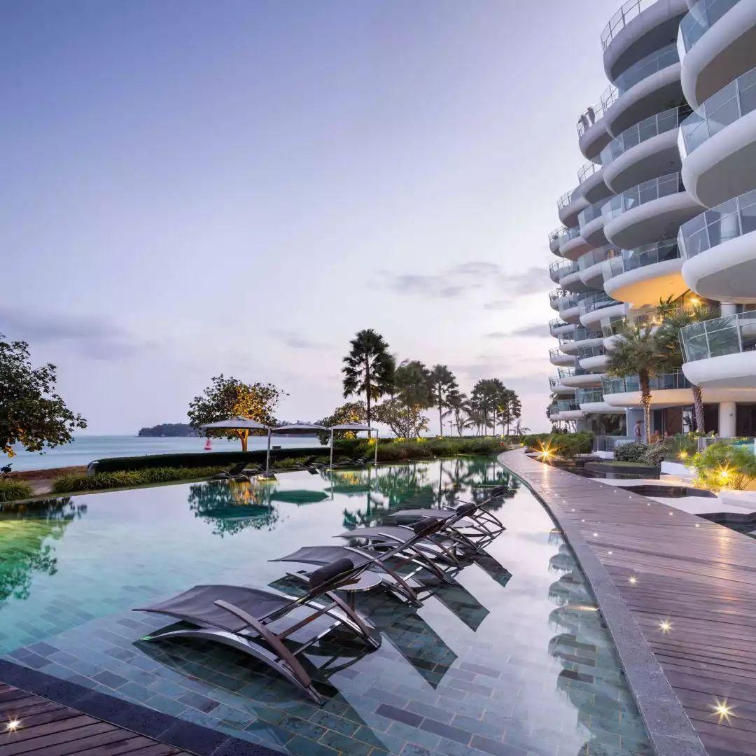 8个新加坡豪宅设计丨附30套住宅豪宅资料_35