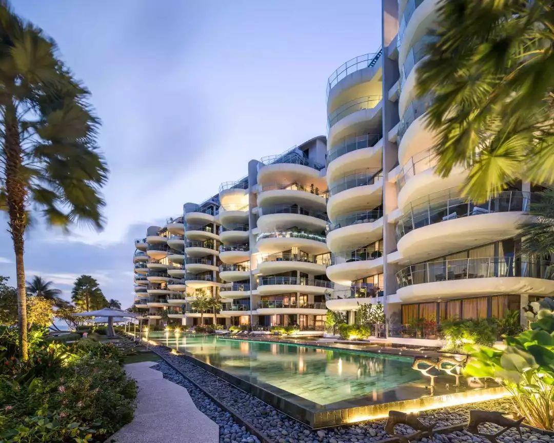 8个新加坡豪宅设计丨附30套住宅豪宅资料_34