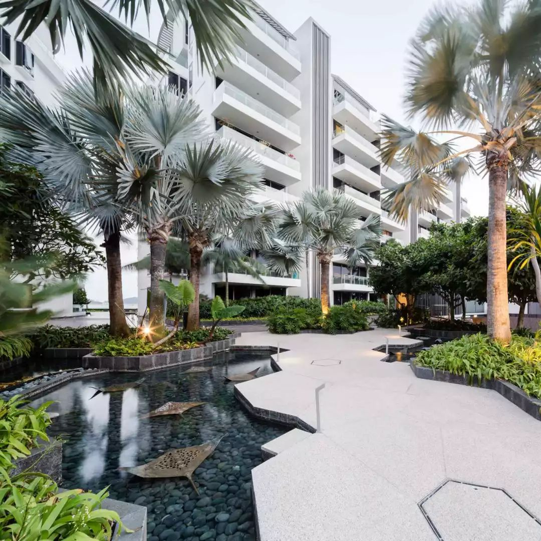 8个新加坡豪宅设计丨附30套住宅豪宅资料_38
