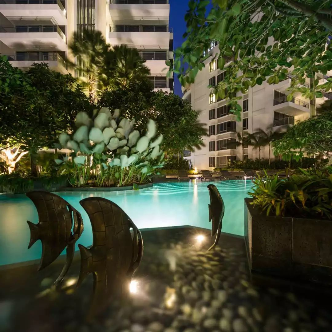 8个新加坡豪宅设计丨附30套住宅豪宅资料_41