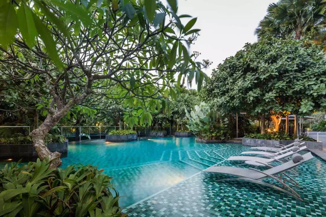 8個新加坡豪宅設計丨附30套住宅豪宅資料_43