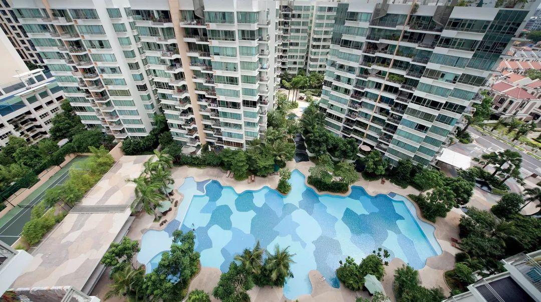 8个新加坡豪宅设计丨附30套住宅豪宅资料_46