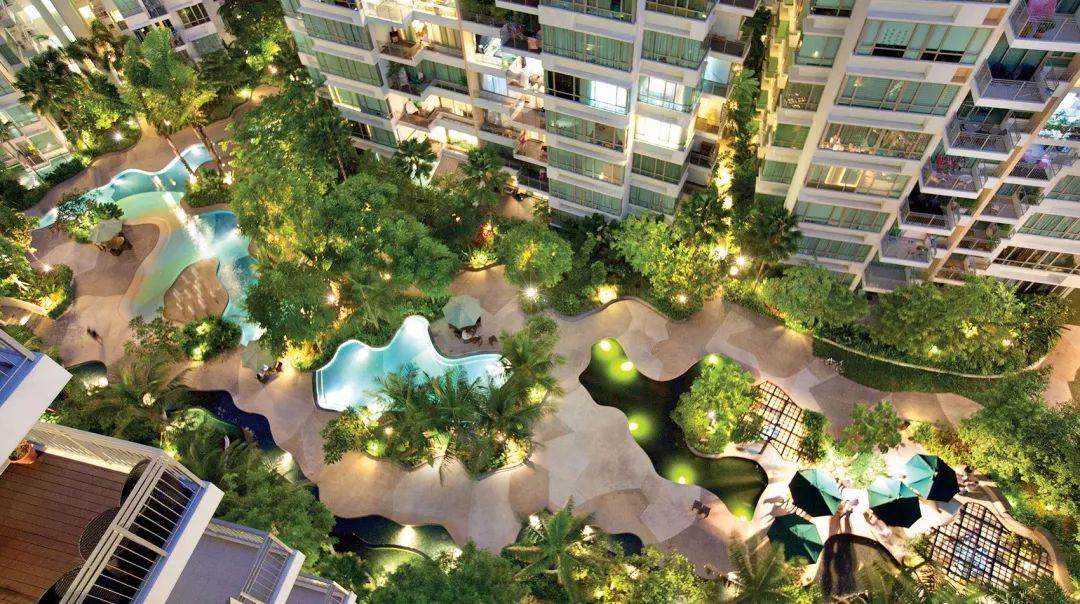 8個新加坡豪宅設計丨附30套住宅豪宅資料_45