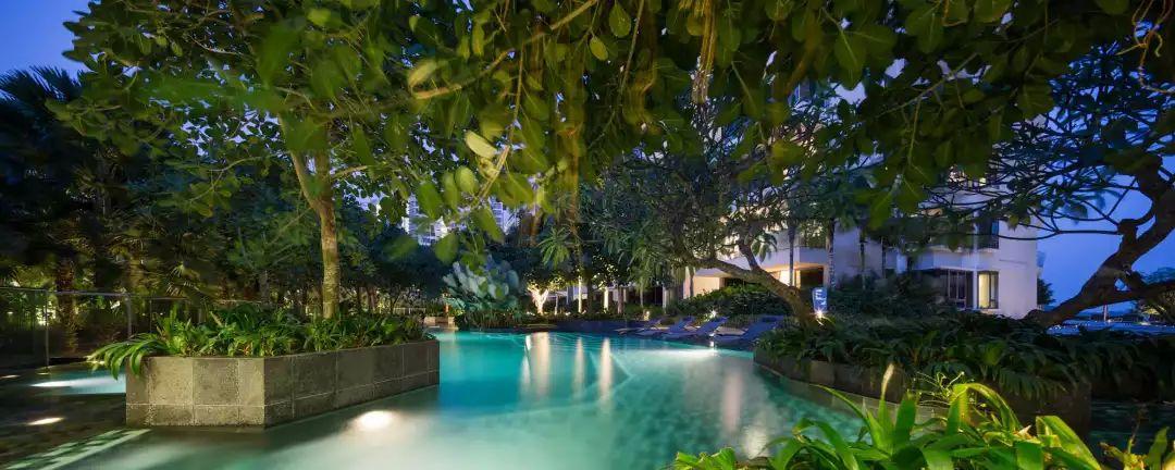 8个新加坡豪宅设计丨附30套住宅豪宅资料_44
