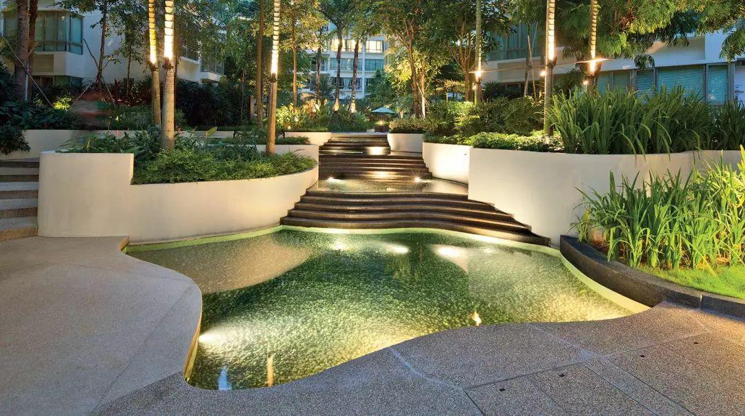 8個新加坡豪宅設計丨附30套住宅豪宅資料_49