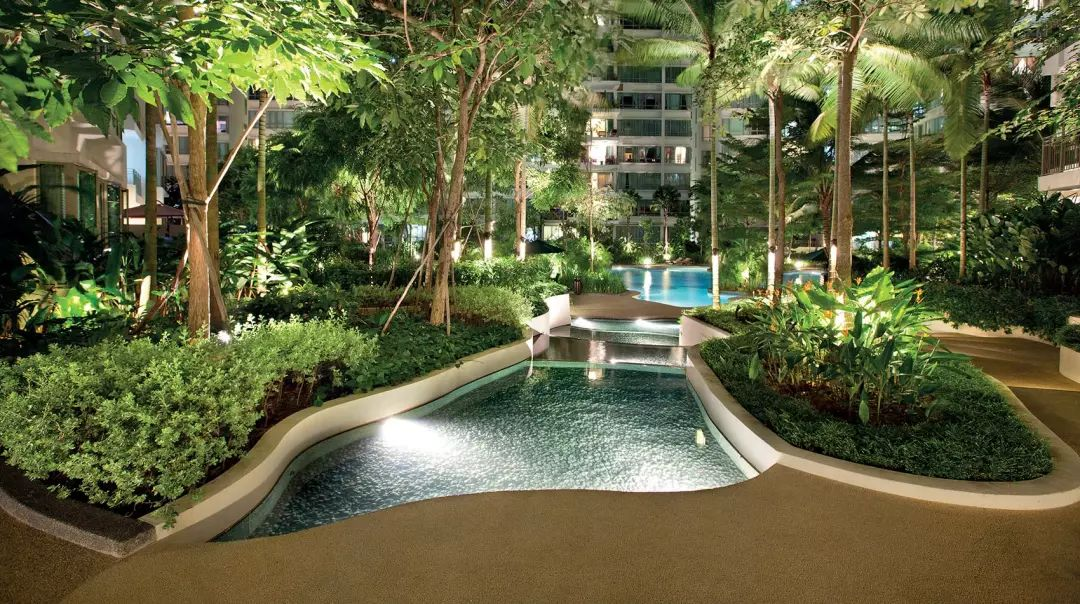 8个新加坡豪宅设计丨附30套住宅豪宅资料_50
