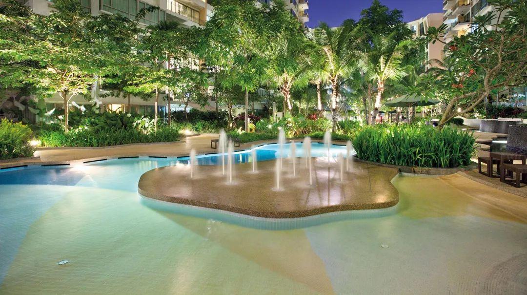 8个新加坡豪宅设计丨附30套住宅豪宅资料_51
