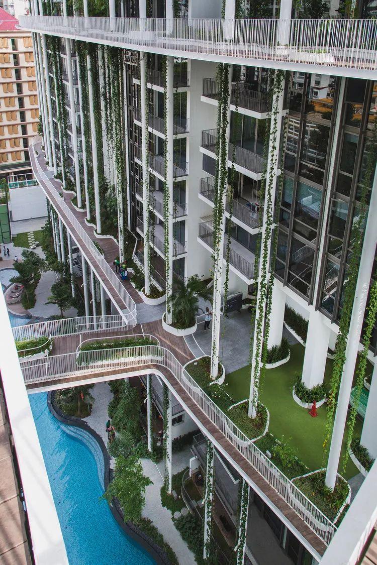 8個新加坡豪宅設計丨附30套住宅豪宅資料_56