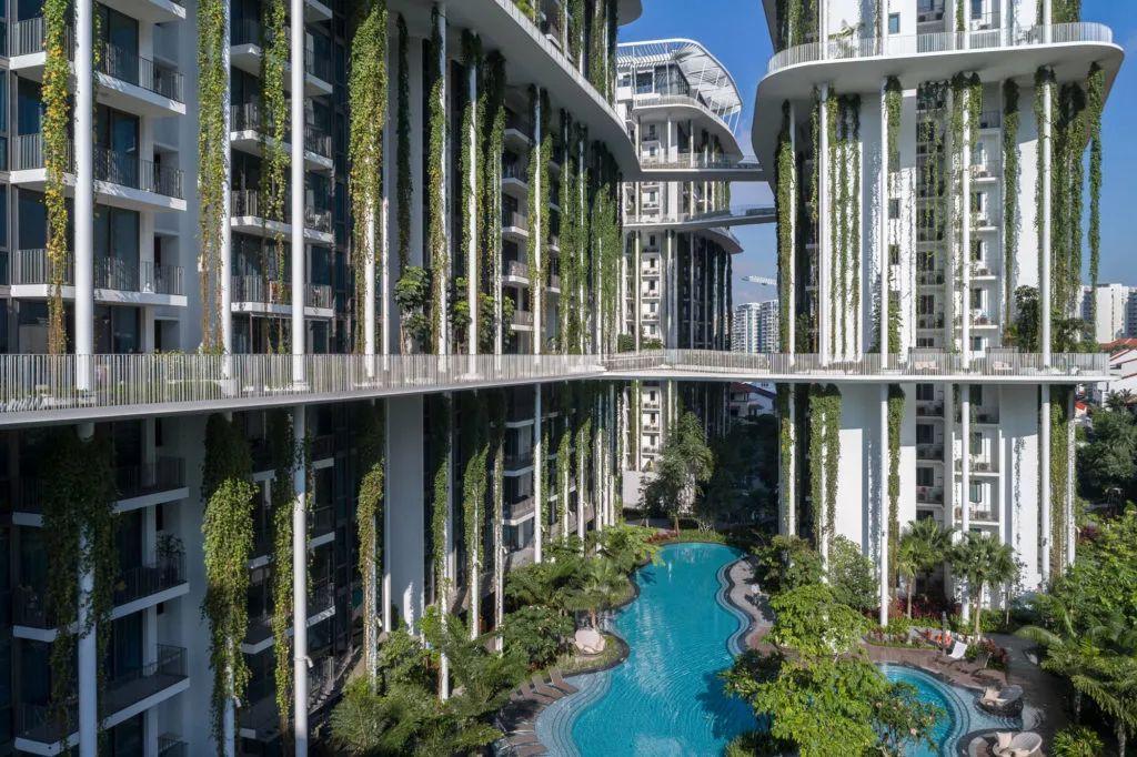 8個新加坡豪宅設計丨附30套住宅豪宅資料_54