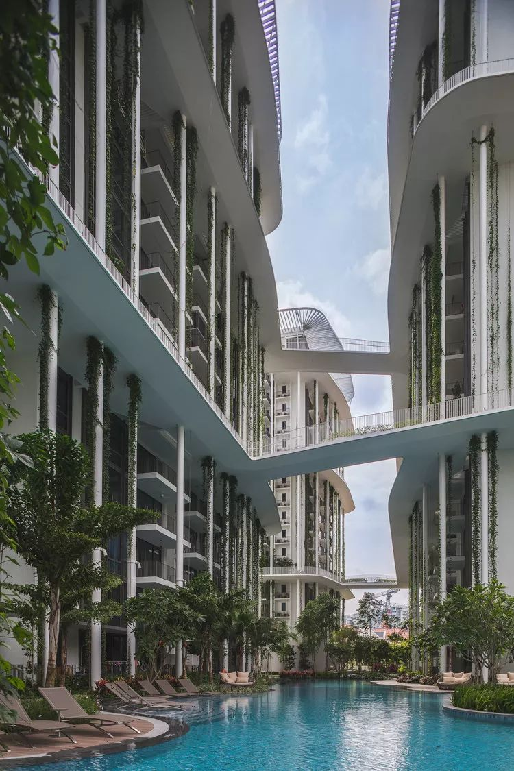 8個新加坡豪宅設計丨附30套住宅豪宅資料_55