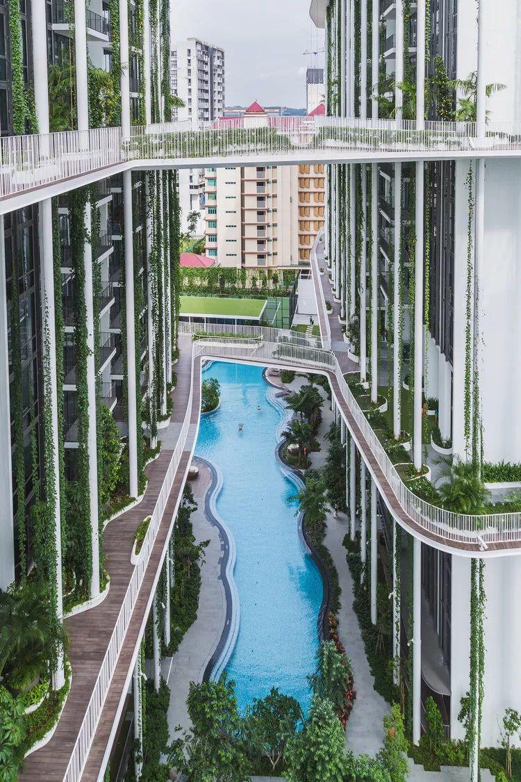 8個新加坡豪宅設計丨附30套住宅豪宅資料_53