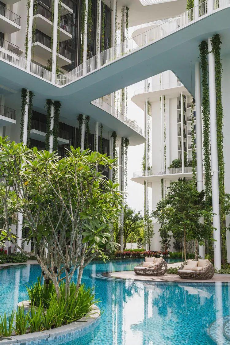 8个新加坡豪宅设计丨附30套住宅豪宅资料_58