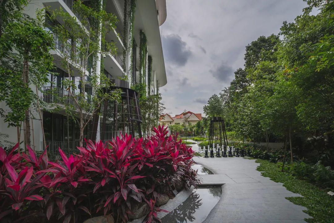 8個新加坡豪宅設計丨附30套住宅豪宅資料_63