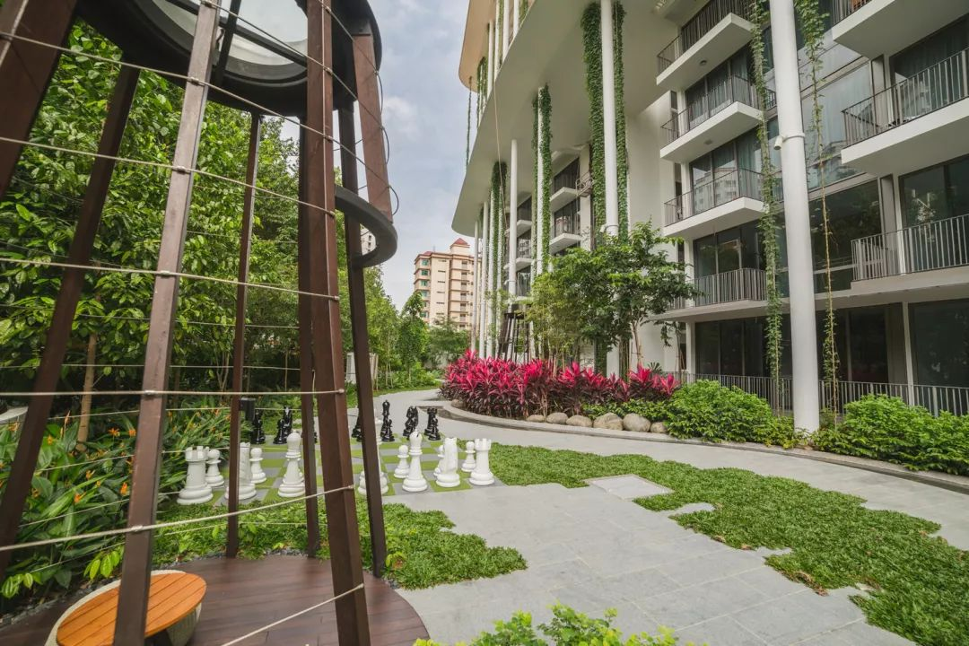 8個新加坡豪宅設計丨附30套住宅豪宅資料_62