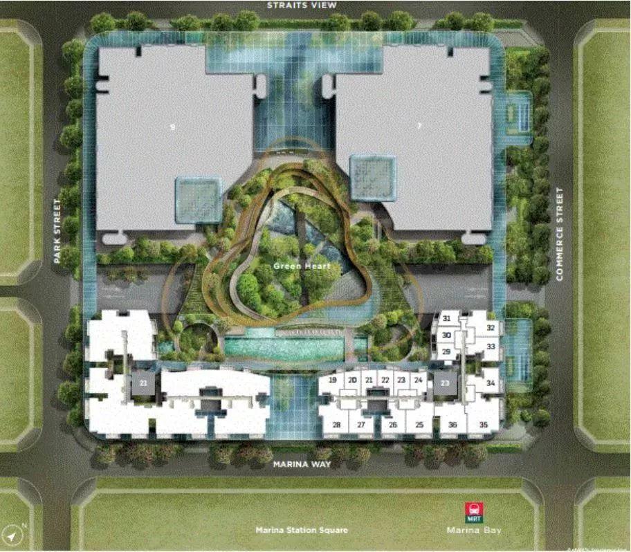 8個新加坡豪宅設計丨附30套住宅豪宅資料_73