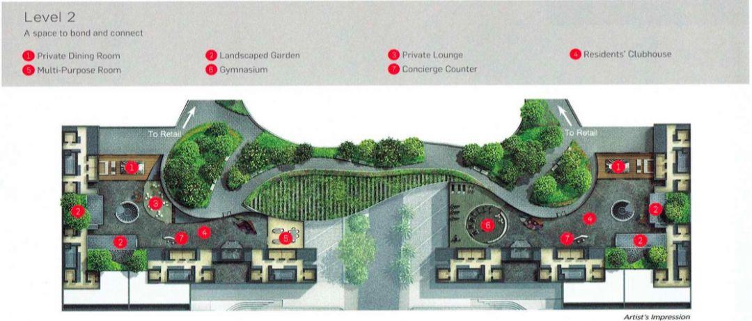 8個新加坡豪宅設計丨附30套住宅豪宅資料_74