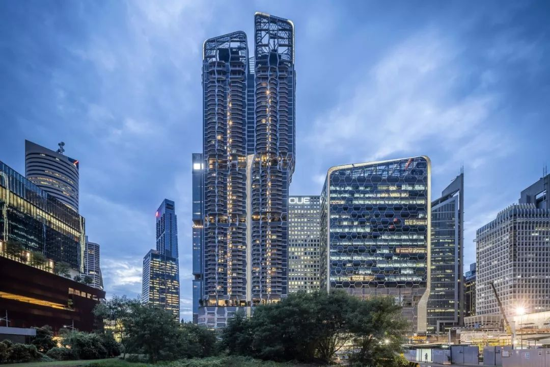 8個新加坡豪宅設計丨附30套住宅豪宅資料_76