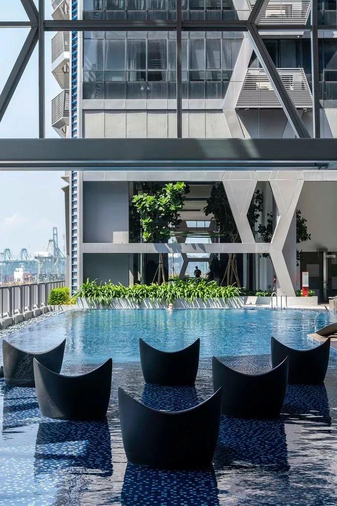 8个新加坡豪宅设计丨附30套住宅豪宅资料_81