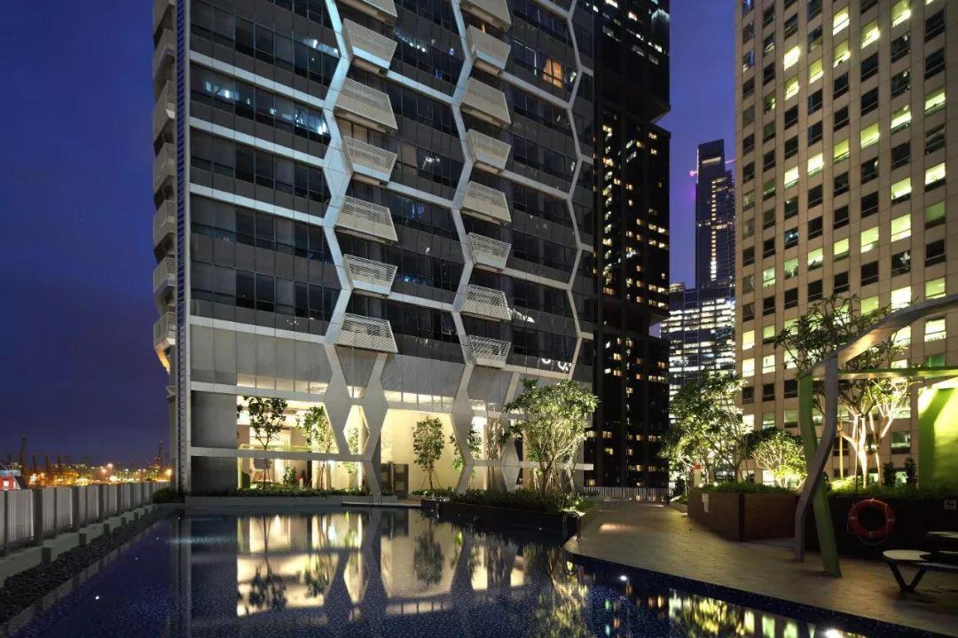 8個新加坡豪宅設計丨附30套住宅豪宅資料_82