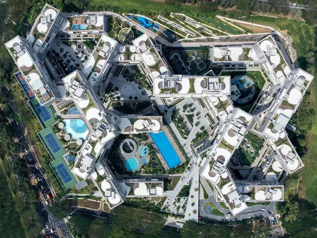 8个新加坡豪宅设计丨附30套住宅豪宅资料_84