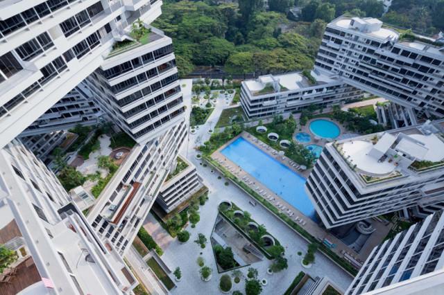 8個新加坡豪宅設計丨附30套住宅豪宅資料_86
