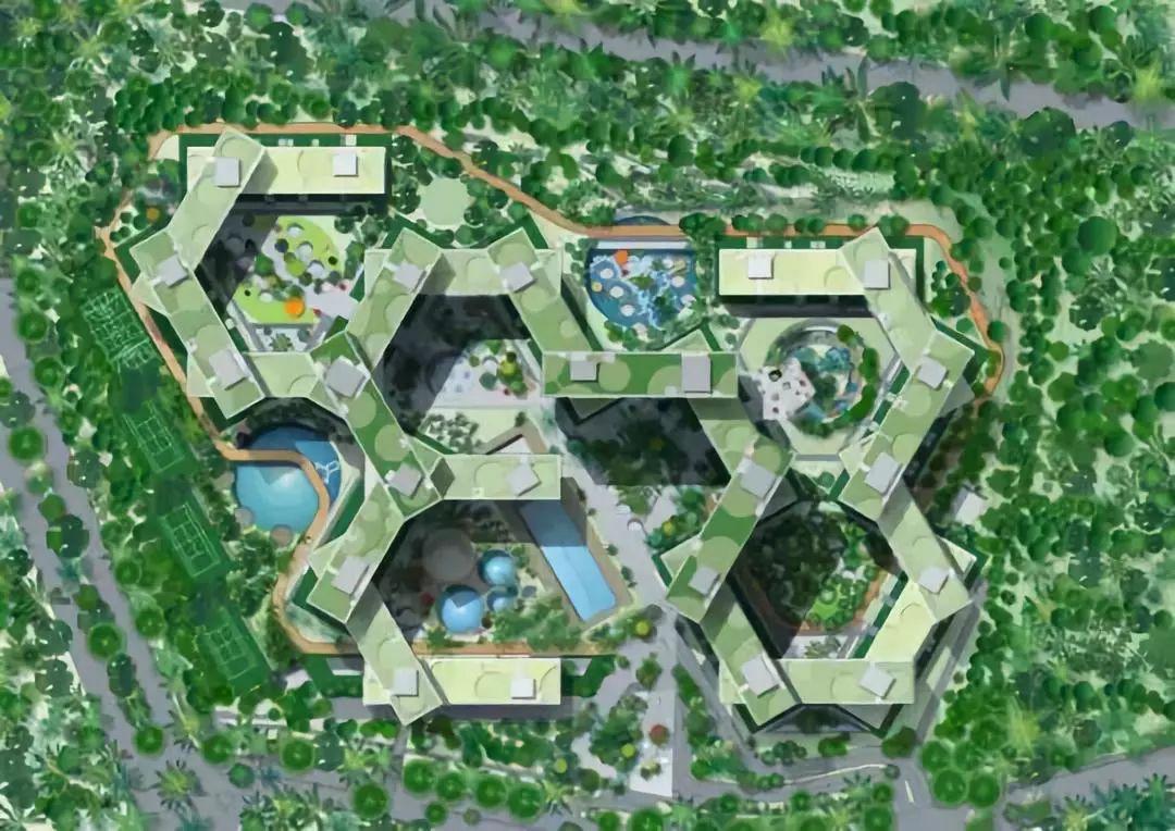 8個新加坡豪宅設計丨附30套住宅豪宅資料_89