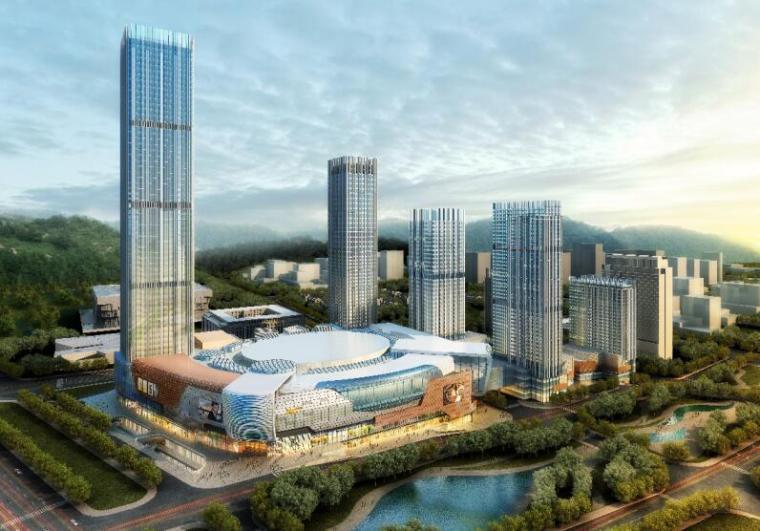 华润万象城BIM项目阶段性汇报