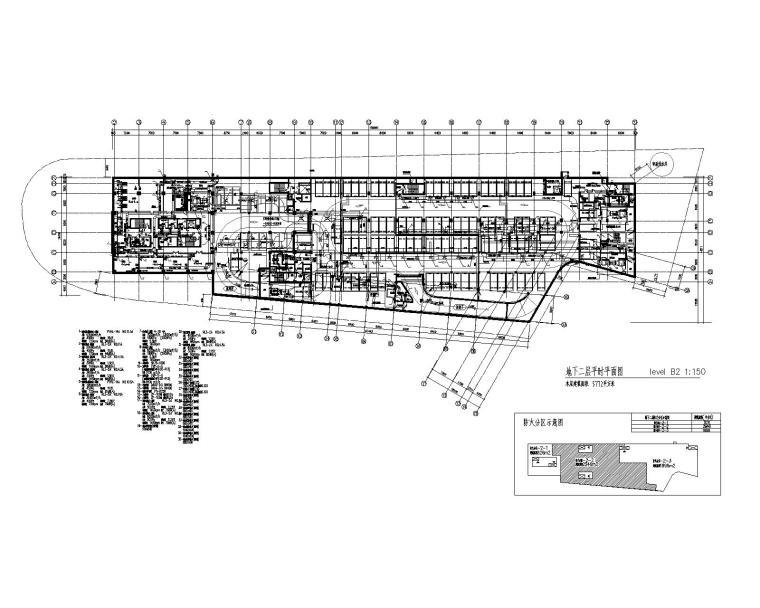 上海国际设计中心暖通系统竣工图