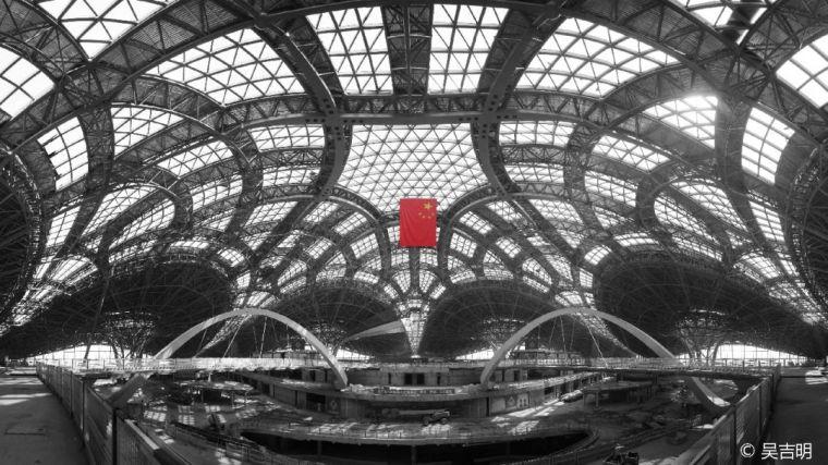 北京大兴机场首日通航,提前献礼建国70年_41